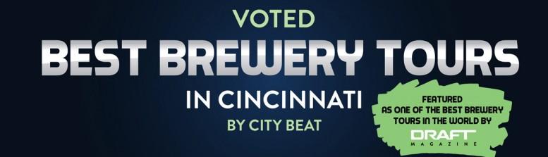 Top Rated Cincinnati Brewery Tours